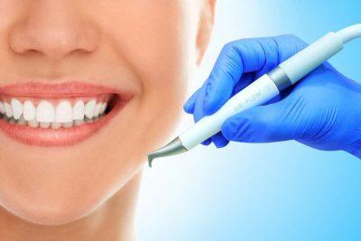 Чистка зубов Air flow цена