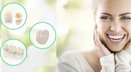 металлокерамическая коронка на зубы