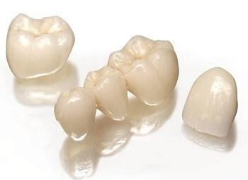 металлокерамическая коронка на зубы коронки диоксид циркония